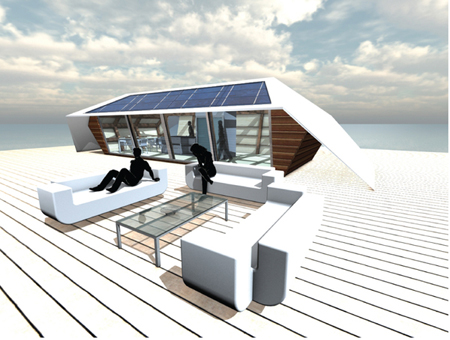 resort floating unit