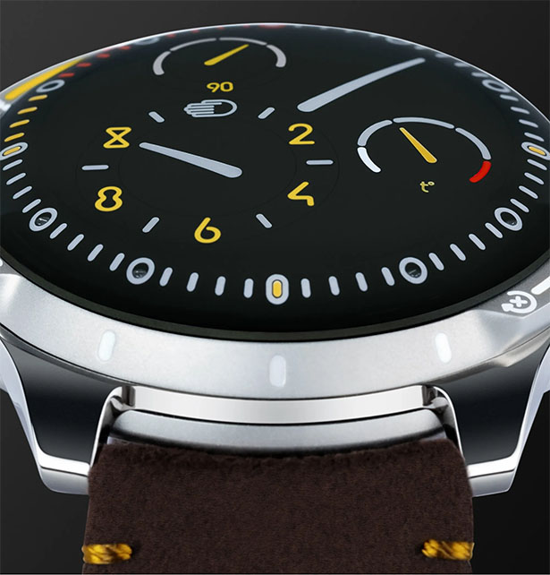 Ressence x Automobili Amos Type 5X Watch