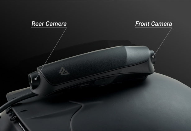 REVAN - Reliable and Safe Helmet-Mounted Dashcam