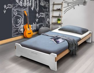 Reverso – Montessori Bed Concept with Adjustable Height