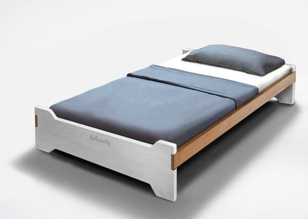 Reverso - Montessori Bed Concept by Woodly