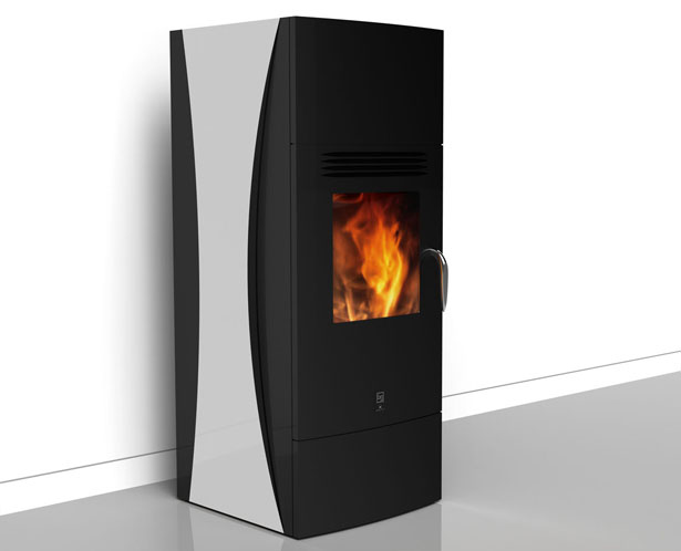 Revolution Stoves: Curve, Menta, and Skin by Jerome Olivet