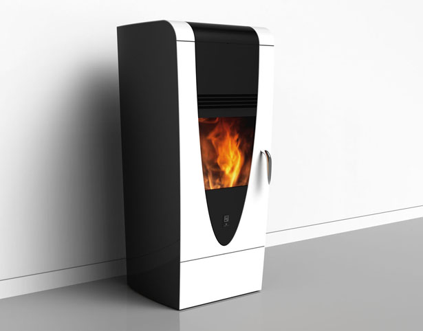 Revolution Stoves: Menta by Jerome Olivet