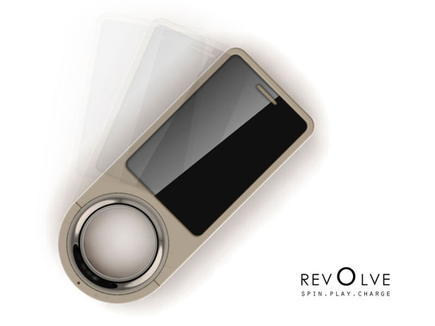 ReVOlve Kinetic Mobile Phone