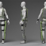 ReWalk Exoskeleton Helps Paraplegics Walk