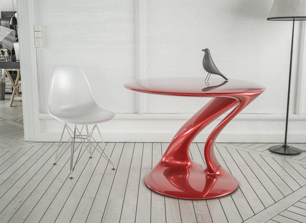 Reya Table - Modern Furniture by Nuvist