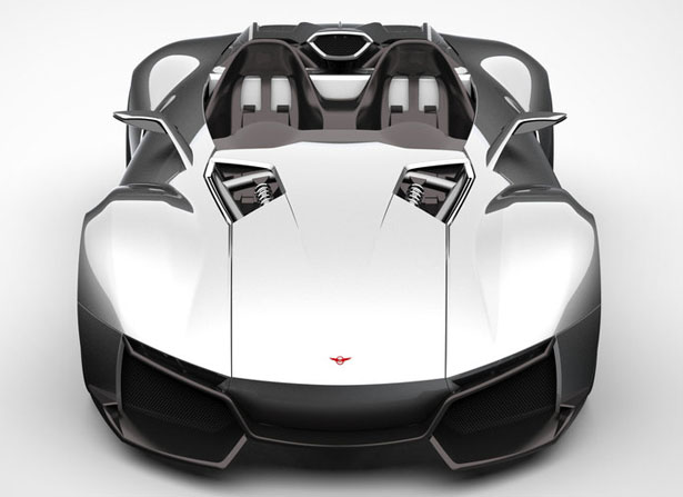 Rezvani Beast High Performance Roadster