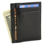 Hammer Anvil Ultra Slim Front Pocket Wallet with RFID Protection