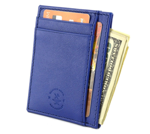 RFID Blocking Hammer Anvil Front Pocket Wallet