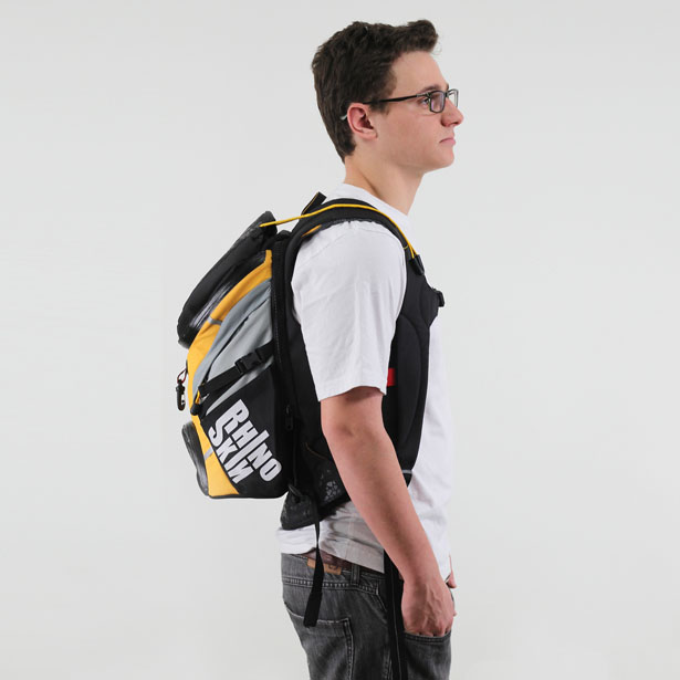 Rhinoskin - Second Chance Gear Backpack by Hila Raam