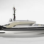 Ribbon Offshore Vessel Concept Is Based on Ribbon 45 SC