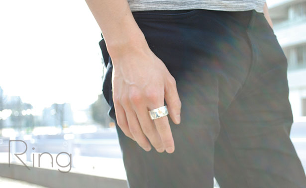 Ring - Wearable Input Device by Logbar Inc.