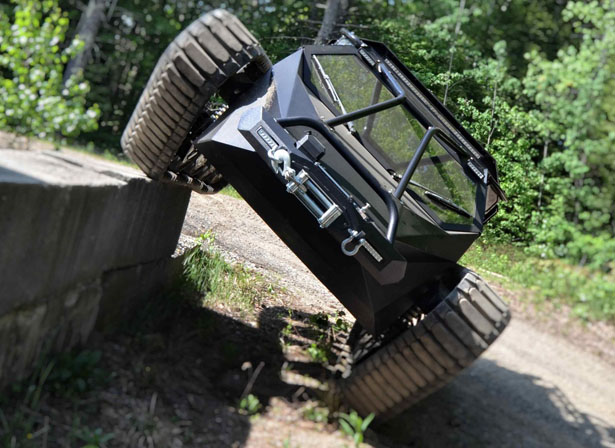 Ripsaw EV2 (Extreme Vehicle 2) Tank