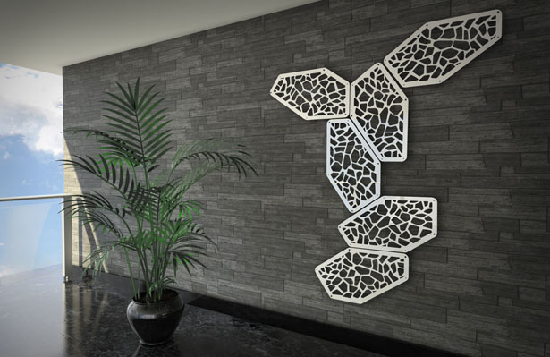 risot decorative wall panel - Decorative Wall Panels Design