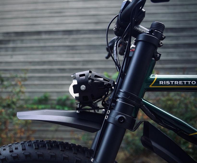Ristretto 303 FS Electric Bike