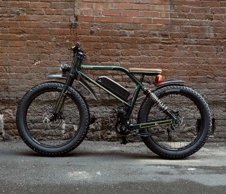 Ristretto 303 FS Electric Bike with 3500W Mid-Drive Motor