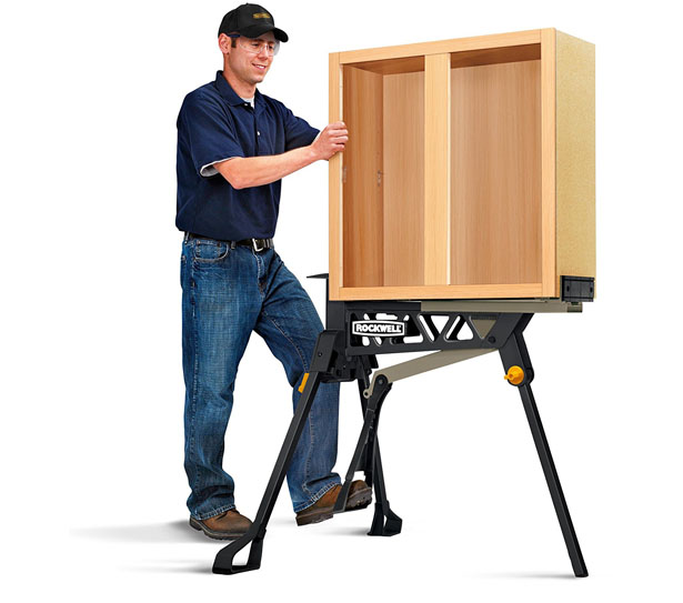 RK9003 Rockwell Jawhorse Hands Free Portable Workstation