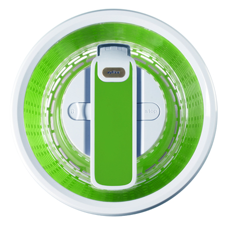 """Zyliss """"Smart Touch"""" Salad Spinner and Lock-n-Lift Can Opener from RKS Design"""