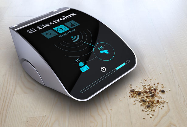 Robo TAP Cleaner by Gyu Ha Choi Is Your Future Robot Vacuum Cleaner