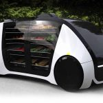 Robomart : Future Self-Driving Store Where Customers Can Shop Whenever and Wherever They Want