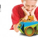 Robotic Blocks Improve Children Logical Thinking Skill