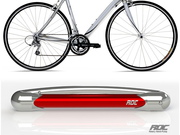 ROC Compact Rotary Cycle Pump Concept by Pumped