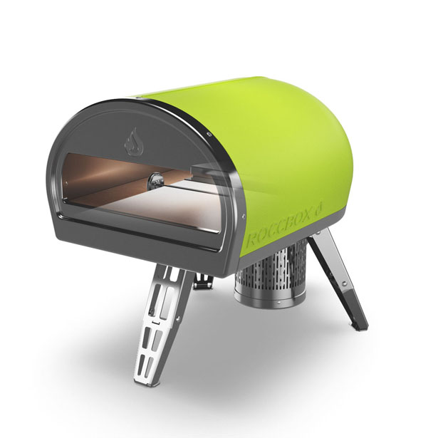Roccbox - Portable, Compact, and Lightweight Stone Bake Oven