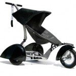 The Roddler, Tricycle Stroller for Your Baby