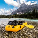 Rogue Packraft : One-Person, Inflatable Raft with Extra Durability