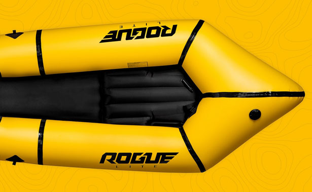 Rogue Packraft by Kokopelli Packraft