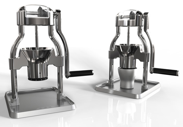 ROK Coffee Grinder Produces World-Class Grounds to Provide You with Best Flavor Espresso