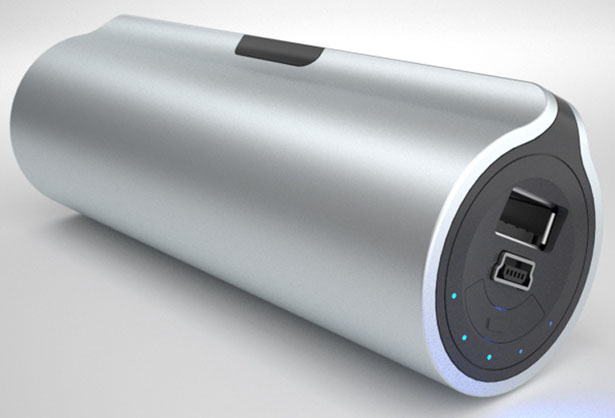 Rollable Solar Charger by WAACS Design