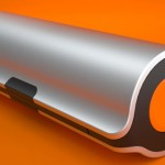 Rollable Solar Charger Features Flexible Solar Cells on Roll