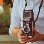 Rolleiflex Instant Camera Features Legendary Twin Lens Design for a New Generation of Analog Photographers