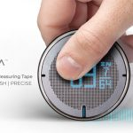 ROLLOVA: Compact Digital Rolling Ruler Measures a Variety of Surfaces Easily