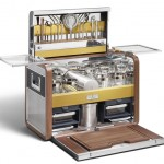 Luxury Limited Edition Cocktail Hamper from Rolls-Royce