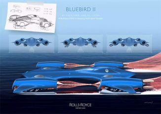 Rolls-Royce Young Designer Competition Global Winners