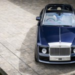 Rolls Royce Sweptail Coupé Concept Car Pays Hommage to The World of Yachts