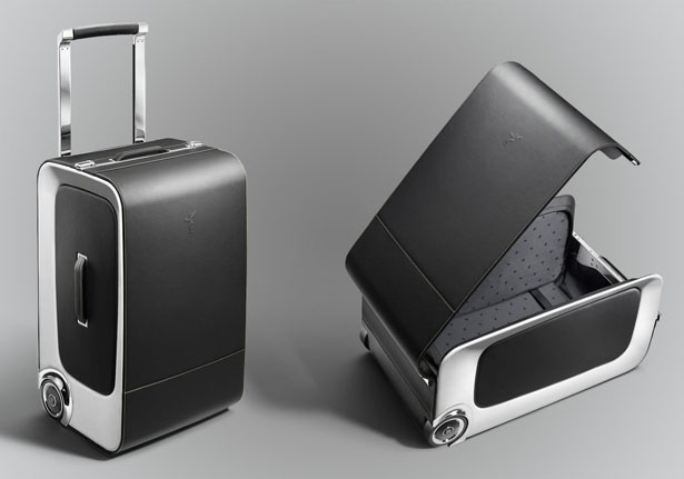 Rolls Royce Wraith Luggage Collection Is Your Luxury Traveling