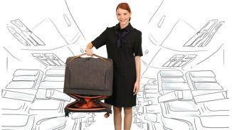 Fugu Rollux Versatile 2-in-1 Suitcase Offers Travelers with Freedom to Choose
