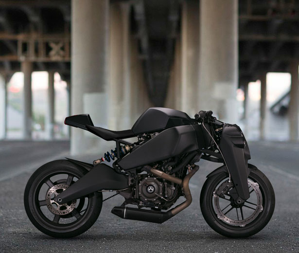ronin 47 motorcycle project was basedbuell 1125 from harley