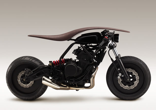 Root Motorcycle by Kazuki Kashiwase (Design Laboratory, Yamaha Corporation)