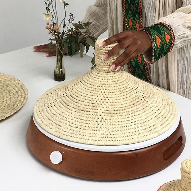 ROSE Injera Grill for Modern Habesha Lifestyle