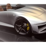 Roseto 11S Concept Car Design Was Inspired by Freedom Lifestyle