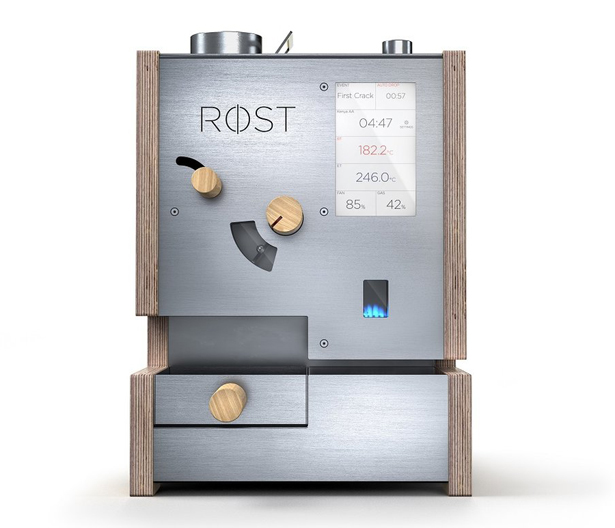 Roest : Norwegian Sample Roaster by SVerre Simonsen and Magnus Skogsfjord