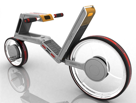 """""""Rosta"""" Electric Bike is Designed to Reduce Neck and Back Pain"""