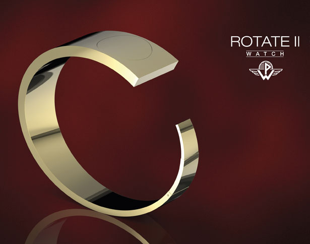 Rotate Watch2 by Patrick Weingartner