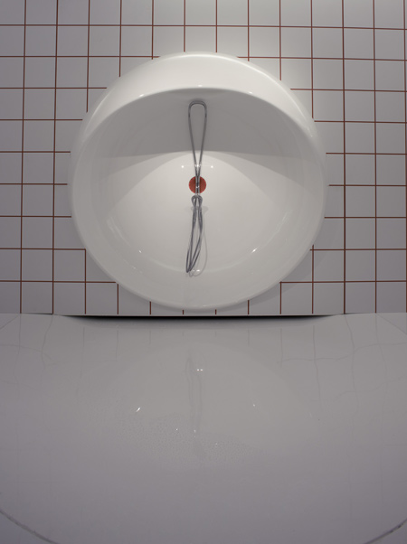 rotator bath by Ron Arad from teuco