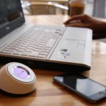 Wi-Fi Router With Round and Sleek Design