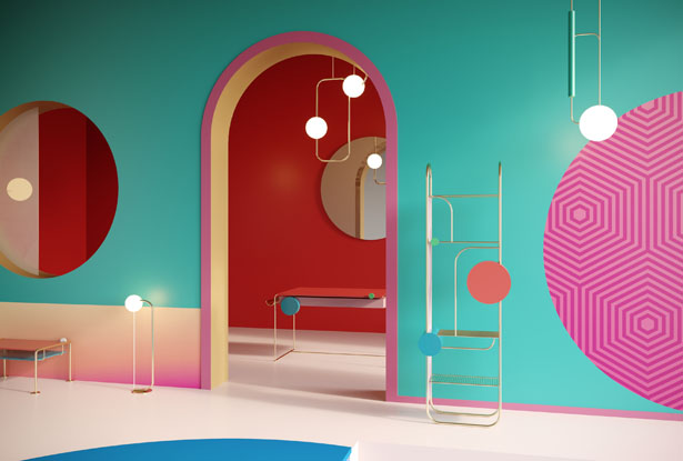 RoundZ Concept Furniture by Anna Strupinskaya